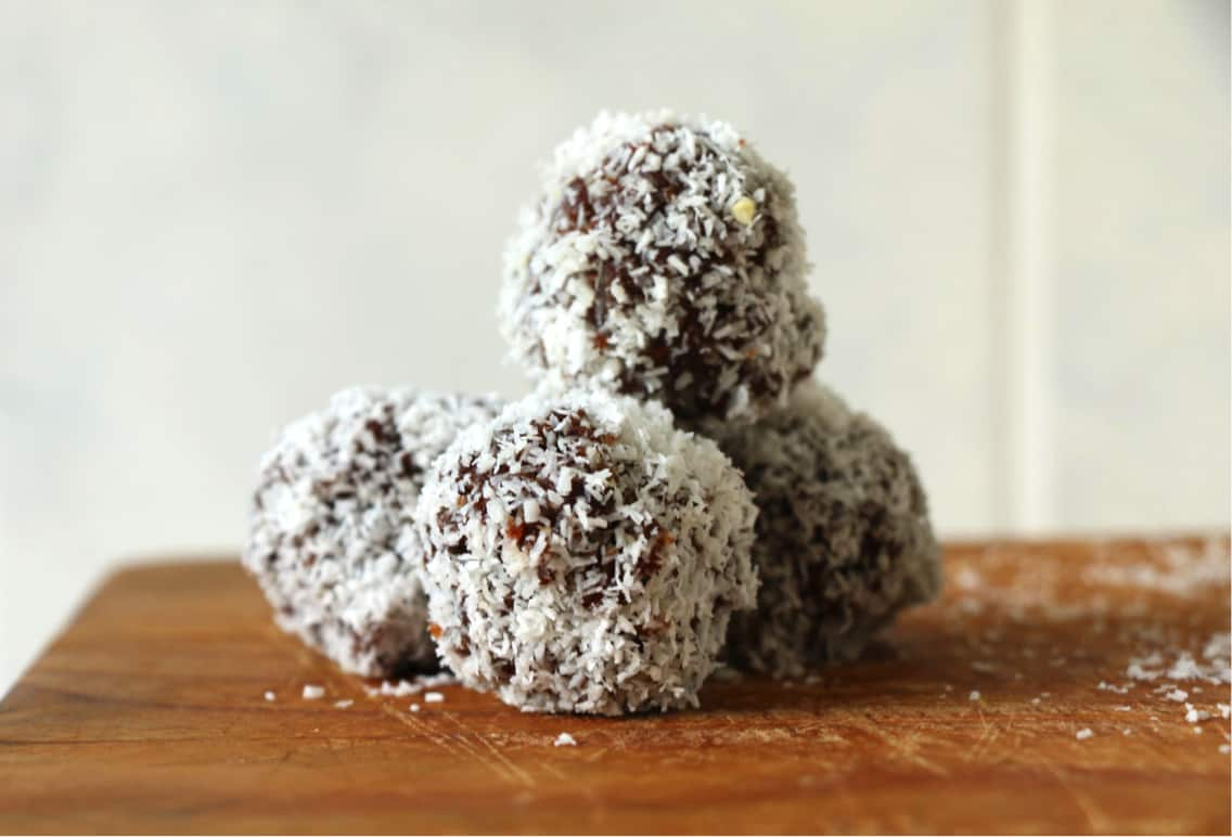 Energy Booster Date Balls
