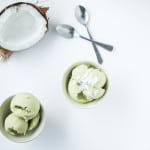Dairy Free Avocado Ice Cream