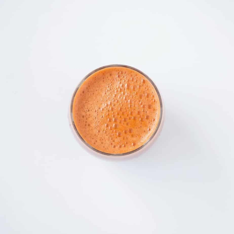 10 Reasons to start your day with fresh Carrot Juice.
