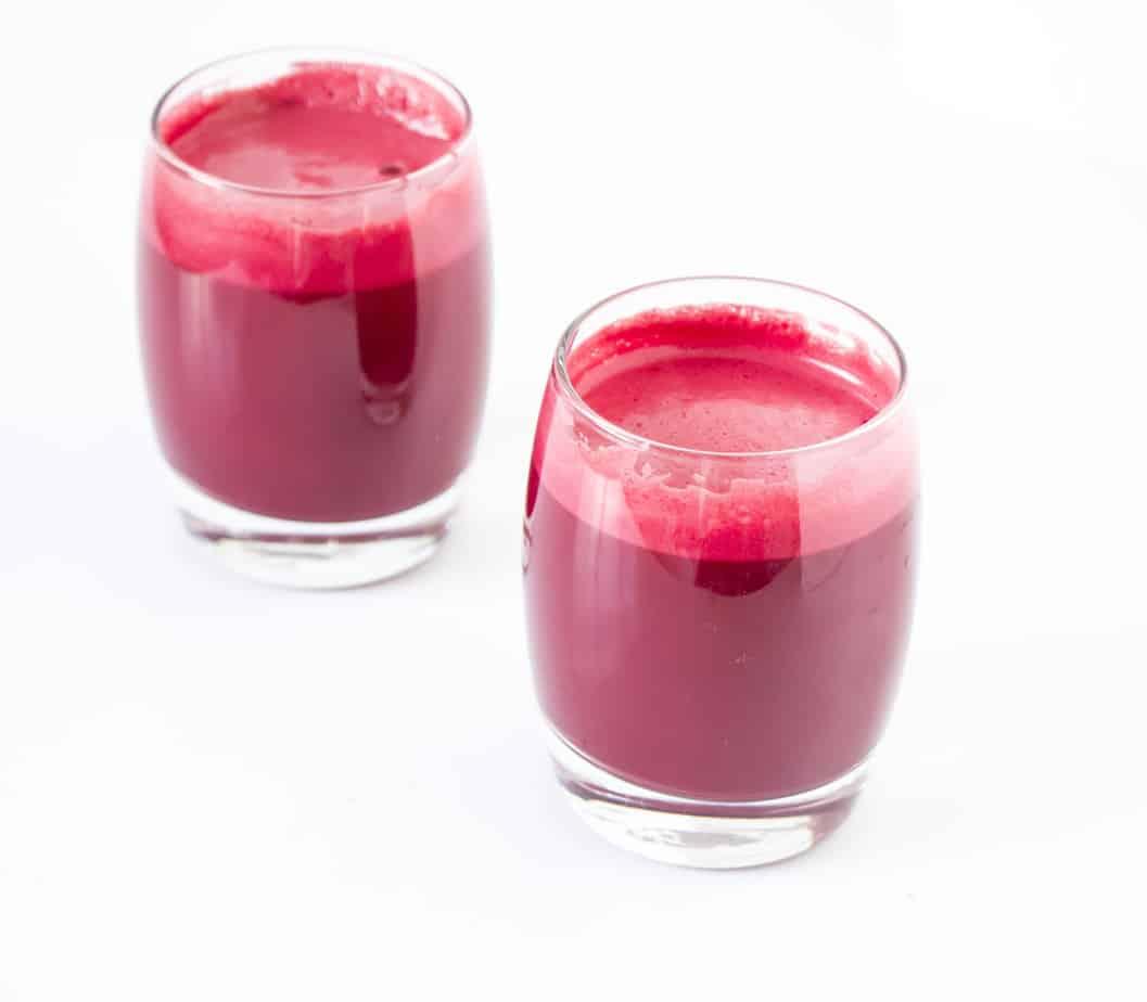 Easy Sweet Beetroot Juice