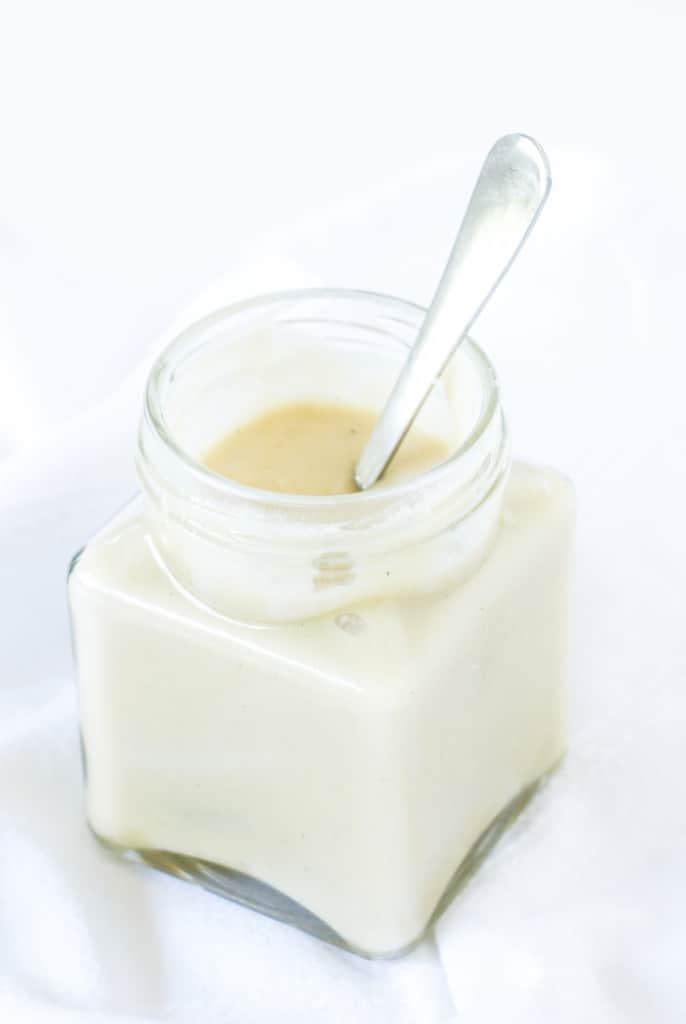 Homemade Macadamia Butter