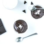 Vegan Avocado sugar free chocolate mousse