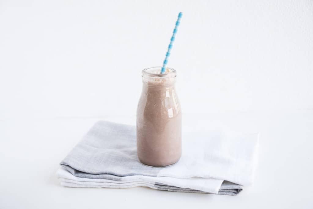 Chocolate Macadamia Milk