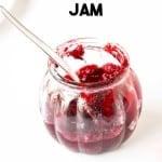 Easy Cranberry Jam