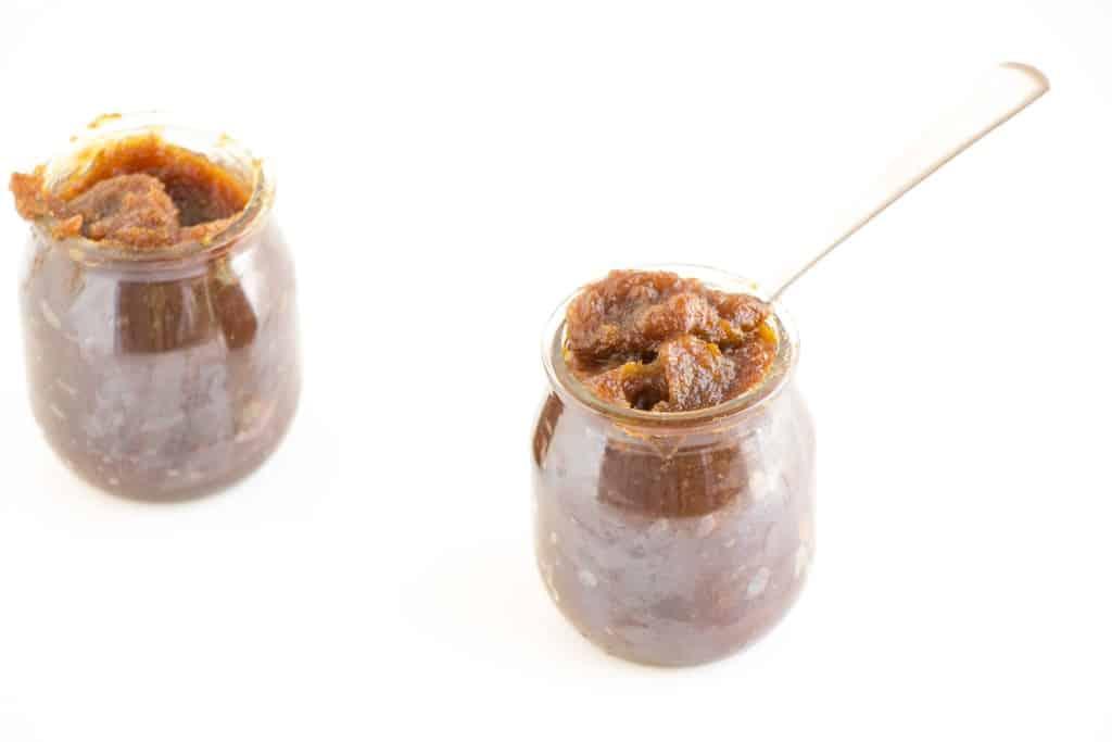 Date Paste- A healthy sugar alternative