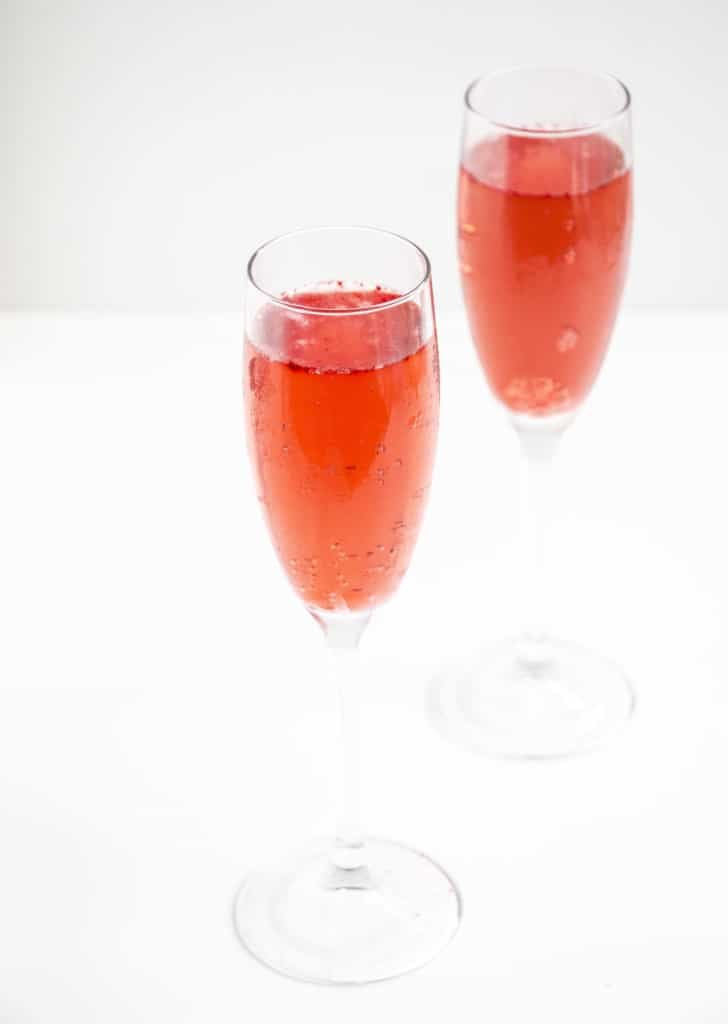 Champagne Jelly - Baking-Ginger