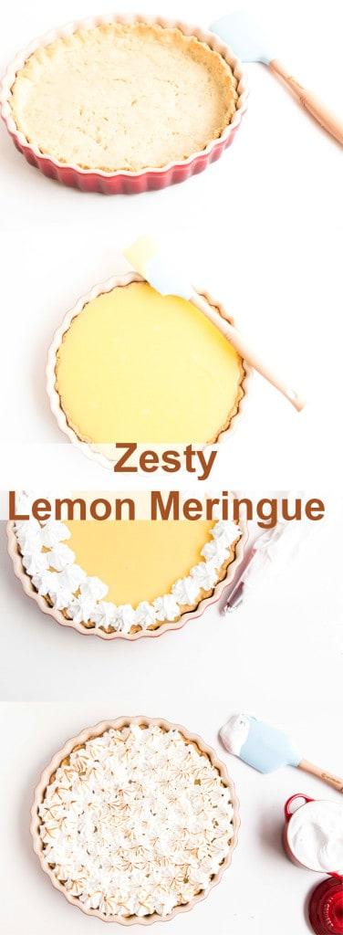 Zesty Lemon Meringue