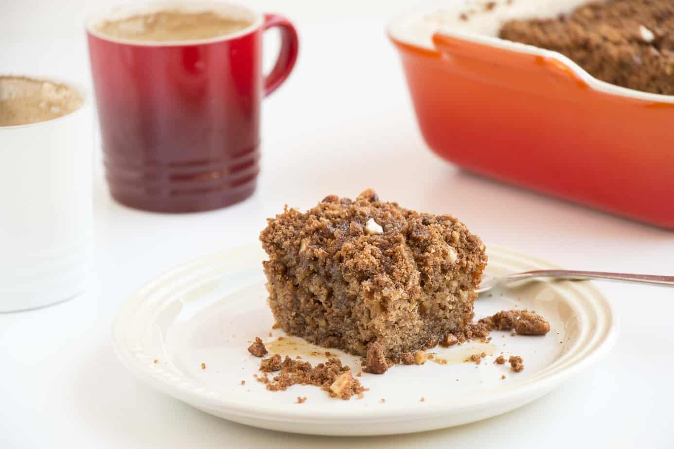 Cinnamon Almond Cake
