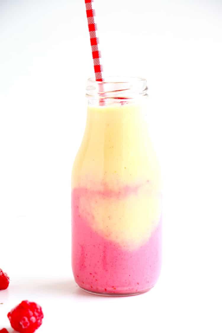 Raspberry Pineapple Smoothie