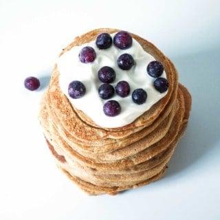 Power Oat Pancakes
