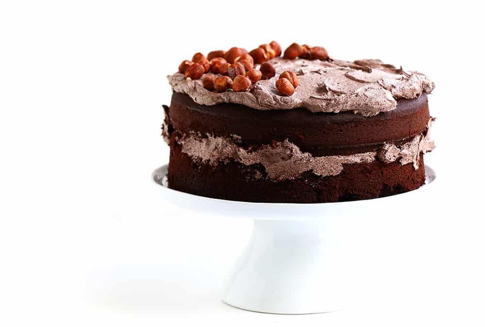 None Dairy Gluten Free Cake