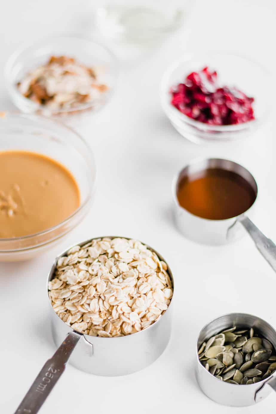 TheseCranberry Nut Energy Balls are the perfect vegan, gluten-free snack. They require one bowl to make, are packed with protein and will satisfy that sweet tooth.